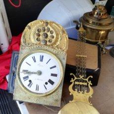 Relojes de pared: IMPECABLE RELOJ MOREZ SIGLO XIX. Lote 130868355