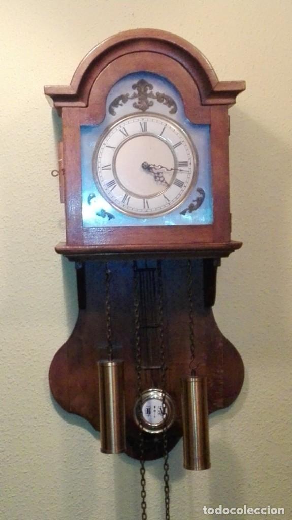 Relojes de pared: RELOJ DE PARED. - Foto 2 - 131866454