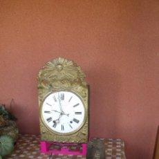 Relojes de pared: ¡GRAN OFERTA ANTIGUO RELOJ PESAS,MOREZ--FUNCION CALENDARIO-REPITE HORAS FUNCIONA. Lote 132096730