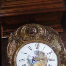 Relojes de pared: RELOJ DE PÉNDULO. Lote 132101473