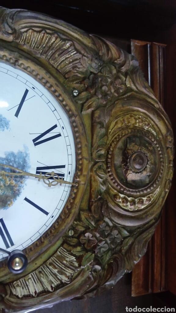 Relojes de pared: RELOJ DE PÉNDULO - Foto 4 - 132101473