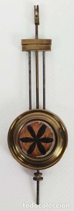 Relojes de pared: RELOJ DE PARED. ESTILO MODERNISTA. SIGLO XIX-XX. - Foto 8 - 132874834