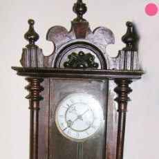 Relojes de pared: RELOJ ANTIGUO TIPO ESCUELA O ALFONSINO. Lote 133023042