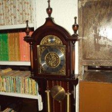Relojes de pared: RELOJ TEMPUS FUGILE. Lote 133522146