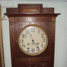 Relojes de pared: RELOJ AMERICANO NEW HAVEN 1817 - 1853. Lote 133522694