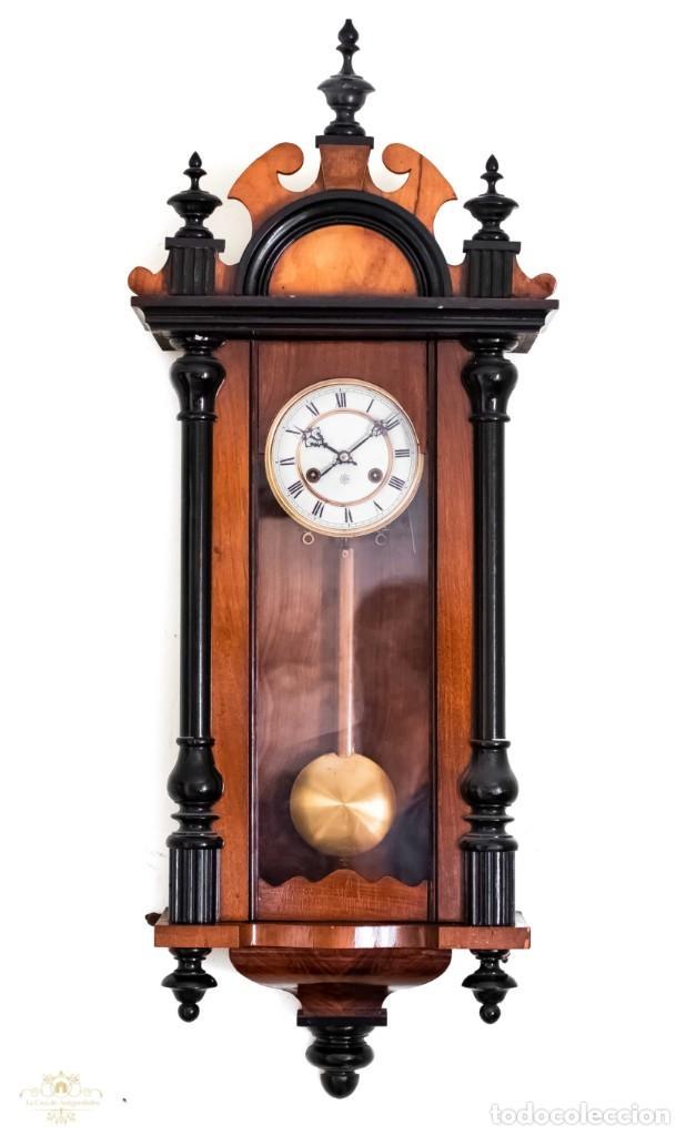 3c64382995f4 espectacular reloj de pared de la casa junghans - Comprar Relojes ...