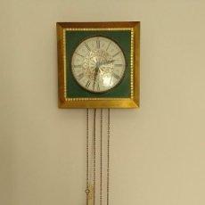 Relojes de pared: RELOJ RADIANT DE PARED . Lote 134169830