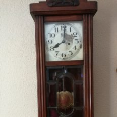 Relojes de pared: RELOJ DE PARED ANTIGUO. Lote 135203254