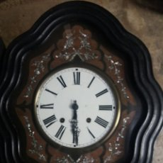 Relojes de pared: RELOJ ISABELINO. Lote 135796782