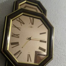 Relojes de pared: ANTIGUO RELOJ DE PARED MARCA SOLER. Lote 136209594