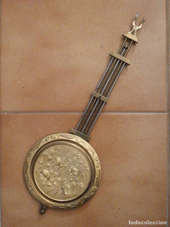 Relojes de pared: Antiguo reloj de cuerda mecánica pared militar alemán I guerra mundial 1917 funciona y da campanadas - Foto 13 - 136313094