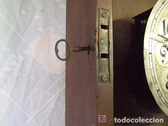 Relojes de pared: RELOJ DE PARED MODERNISTA FUNCIONANDO, IMPRESIONANTE Y RARO ! - Foto 14 - 140021826