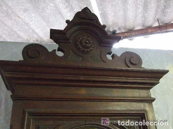 Relojes de pared: RELOJ DE PARED MODERNISTA FUNCIONANDO, IMPRESIONANTE Y RARO ! - Foto 19 - 140021826