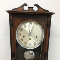 Relojes de pared: RELOJ DE PARED MARCA SARS CON SONERIA. Lote 140172798