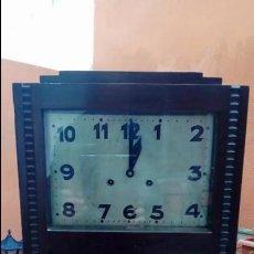 Relojes de pared: RELOJ ART DECO.. Lote 140872374