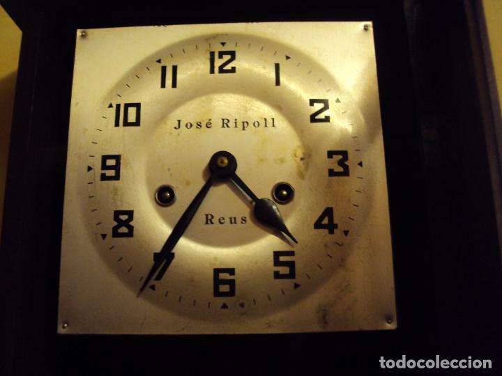 RELOJ DE REUS (Relojes - Pared Carga Manual)