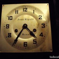 Relojes de pared: RELOJ DE REUS. Lote 237722390