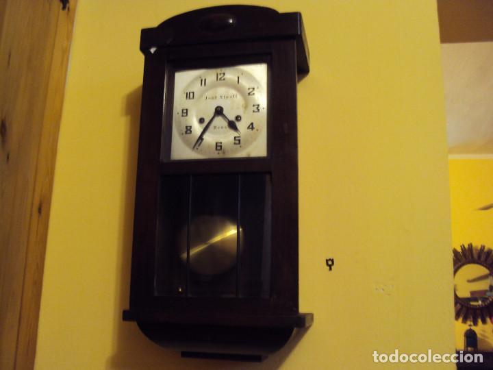 Relojes de pared: RELOJ DE REUS - Foto 2 - 141564146