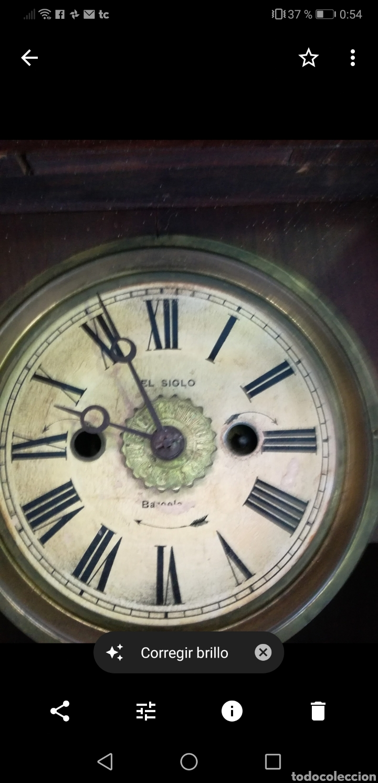 Relojes de pared: Reloj antiguo - Foto 4 - 142832032