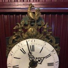 Relojes de pared: MÁQUINA DE RELOJ MOREZ. Lote 143055626