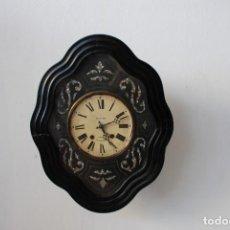 Relojes de pared: ANTIGUO RELOJ OJO DE BUEY. Lote 143370258