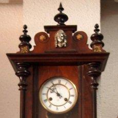 Relojes de pared: RELOJ JUNGHANS PRINCIPIOS SIGLO XX. Lote 143493030