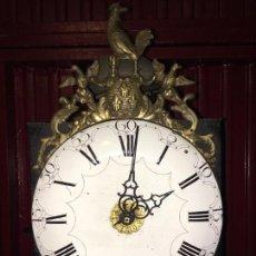 Relojes de pared: RELOJ MOREZ 30 DÍAS CUERDA. Lote 143553002