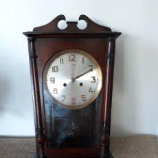 Relojes de pared: RELOJ SARS ALEMÁN 1957. Lote 143995676