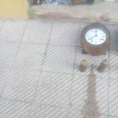 Relojes de pared: ANTIGUO RELOJ , MAQUINARIA MOREZ. Lote 144009101