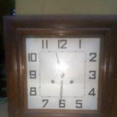 Relojes de pared: PRECIOSO RELOJ DE PARED. Lote 144014281