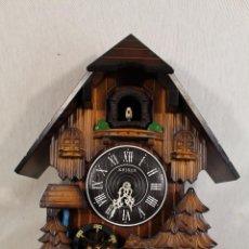 Relojes de pared: RELOJ CUCO QUART KAISER. Lote 144070762