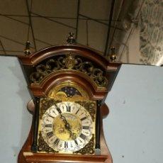 Relojes de pared: RELOJ HOLANDÉS FUNCIONANDO MUY BONITO. Lote 144241326