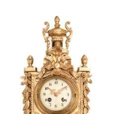 Relojes de pared: ANTIGUO RELOJ DE CARTEL, DE LOS AÑOS 1900, DE LA CASA JAPY FRERES, EN EXCELENTE ESTADO.. Lote 145004178
