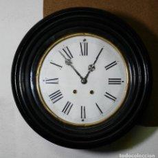 Relógios de parede: RELOJ OJO DE BUEY - MAQUINARIA PARIS - C'1890. Lote 145763222