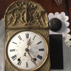 Relojes de pared: RELOJ ANTIGUO DE PARED MARCA: MORE. Lote 145991641
