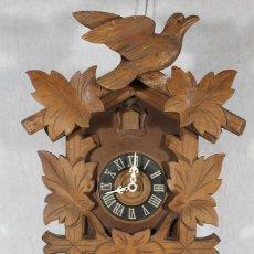 Relojes de pared: RELOJ CUCO ANTIGUO DE PARED . Lote 147283590