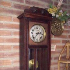 Relojes de pared: ¡¡GRAN OFERTA !!!!!ANTIGUO RELOJ REGULADOR-MOREZ LA MEJOR- AÑO 1920- FRANCIA- REPITE LAS HORAS. Lote 147326870