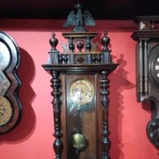 Relojes de pared: RELOJ ANTIGUO ALFONSINO . Lote 147674422