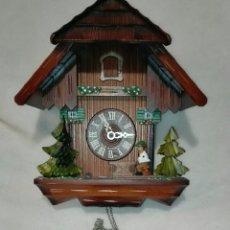 Relojes de pared: RELOJ DE CUCO, SELVA NEGRA REGULA. Lote 147741526