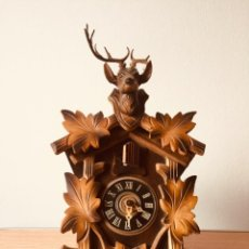 Relojes de pared: RELOJ DE CUCÚ. Lote 147793750