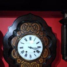 Relojes de pared: RELOJ OJO DE BUEY . Lote 148084054