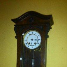 Relojes de pared: RELOJ DE PARED FINALES DEL SIGLO XIX R=A. Lote 148109598