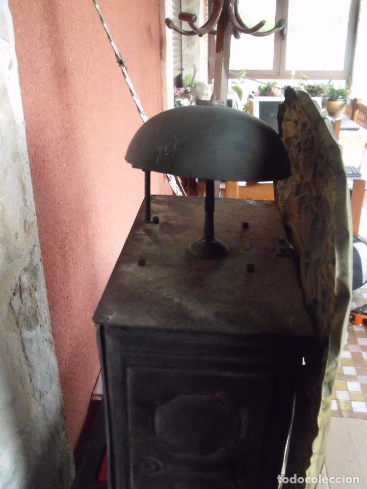 Relojes de pared: ¡¡GRAN OFERTA!! Antiguo RELOJ PESAS MOREZ LIRA -año 1880-REPITE HORAS- LOTE 152 - Foto 5 - 148196030