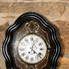 Relojes de pared: ANTIGUO RELOJ OJO DE BUEY PARIS. Lote 148599345