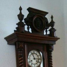 Relojes de pared: REGULADOR ANTIGUA. Lote 149956234