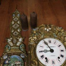 Relojes de pared: RELOJ MOREZ AUTOMATA. Lote 150660428