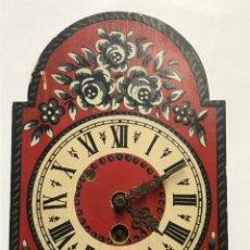 Relojes de pared: RELOJ RATERA MINIATURA. Lote 150669992