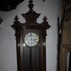 Relojes de pared: RELOJ REGULADOR DE VIENA FUNCIONA. Lote 151415810