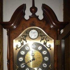 Relojes de pared: RELOJ DE PARED MARCA CORECA, COMO NUEVO FUNCIONANDO . Lote 152119038