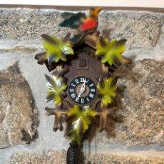 Relojes de pared: RELOJ DE CUCO SELVA NEGRA 8 DÍAS DE CUERDA.. Lote 152539713